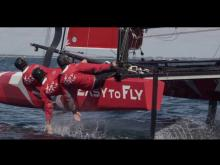TEASER Martinique Flying Regatta