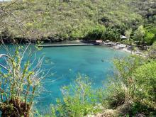 Point de vue Anse Noire