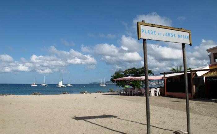 Petit restaurant de plage